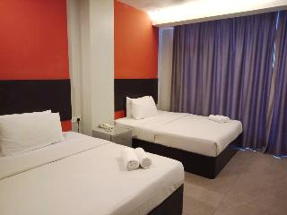 Golden Court Hotel @ Tun Abdul Razak - Zimmer