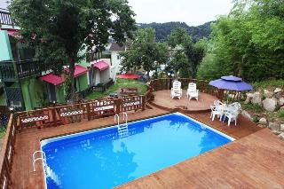 Bellus Rose Pension…, 51515 Bukgundong,