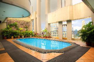 BSA Suites Makati - Pool