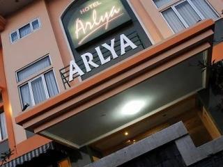 Arlya Hotel, Jl Citra Raya No 1 Antapaniwest…