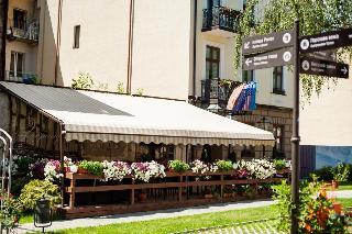 Saint Feder Hotel, Zvenygorodska Square,3