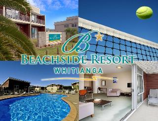 Beachside Resort Motel, 20 Eyre Streetmercury Bay,