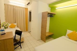 City Campus Lodge & Hotel - Generell