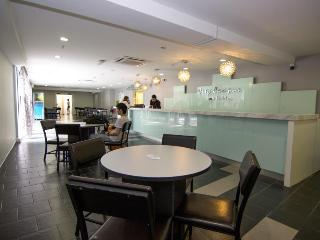 City Campus Lodge & Hotel - Diele