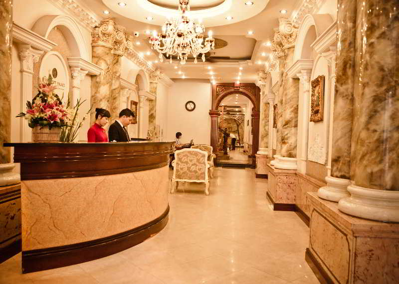 Hanoi City Palace Hotel, 106 Hang Bong Str Hoan Kiem…