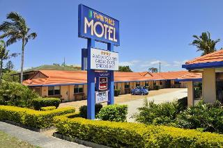 Yamba Twin Pines Motel, 49 Wooli Street,