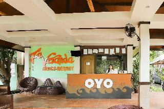 La Veranda Beach Resort  Restaurant - Diele