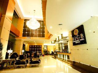 Big 8 Corporate Hotel - Diele