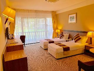Puri Pujangga Hotel - Zimmer