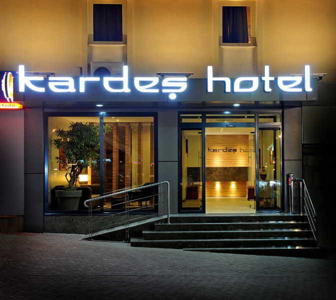 Kardes Hotel, Ahmet Pasa Mah.nedim Sk.,17/e