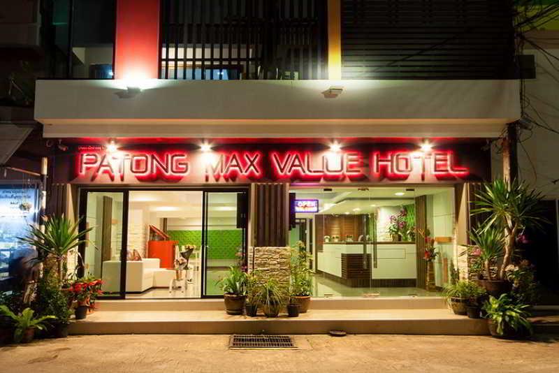 Patong Max Value Hotel, 27/22-23 Soi Patong City,…
