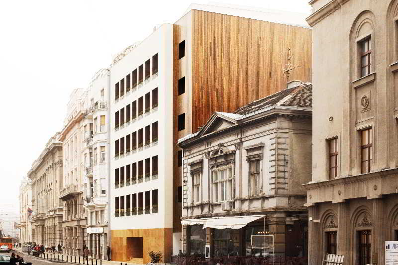 Square Nine Hotel Belgrade, Studentski Trg,9