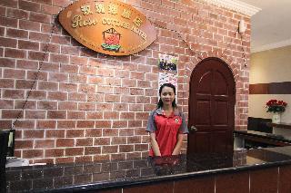 Rose Cottage Hotel Taman Perling - Diele