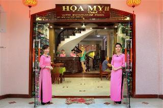 Hoa My Hotel, 44 Tran Cao Van St,