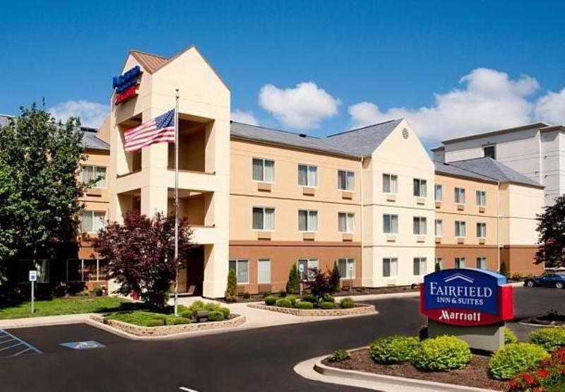 Fairfield Inn & Suites…, 120 Fairfield Drive,