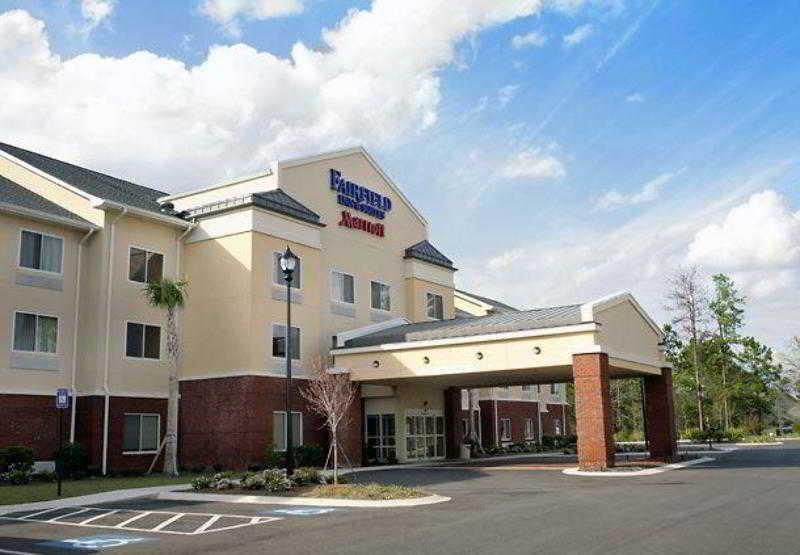 Fairfield Inn & Suites…, 1319 East King Avenue,