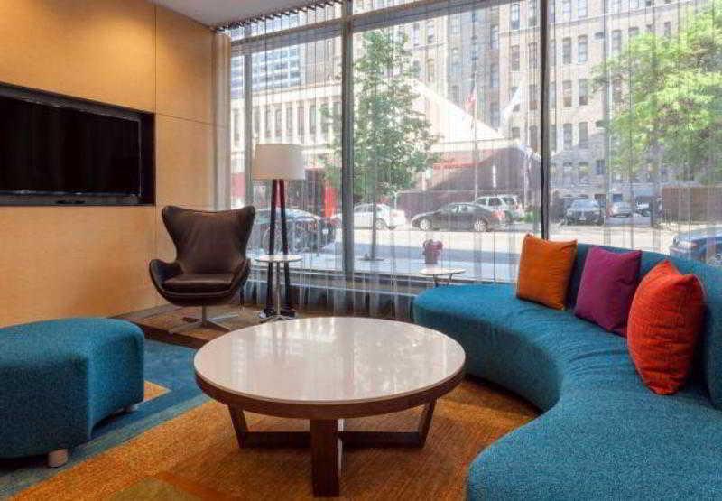 Fairfield Inn &Suites…, 60 West Illinois Street,