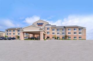 Fairfield Inn & Suites…, 5520 Maxwell Place,5520