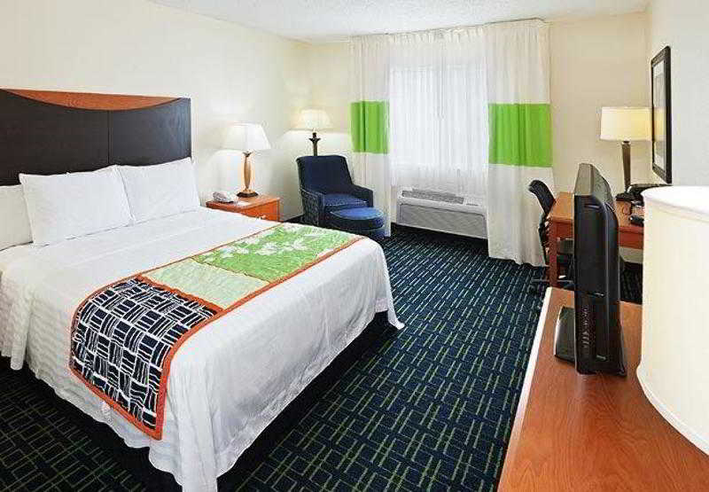 Fairfield Inn & Suites…, 5217 Blanche Moore Drive,5217