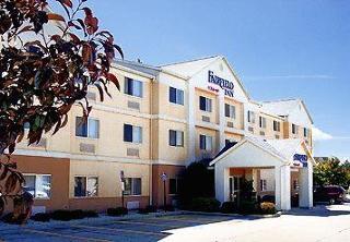 Mdaylm Fairfield Inn & Suites Lima