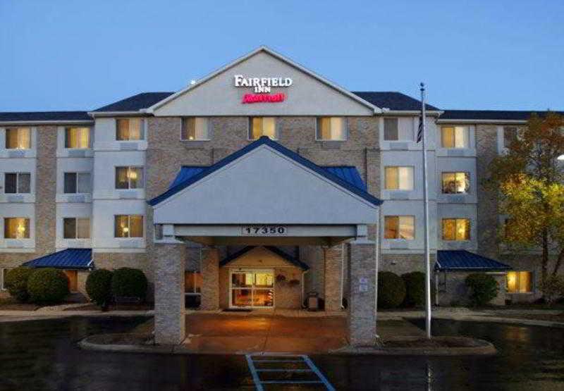 Fairfield Inn & Suites Detroit Livonia