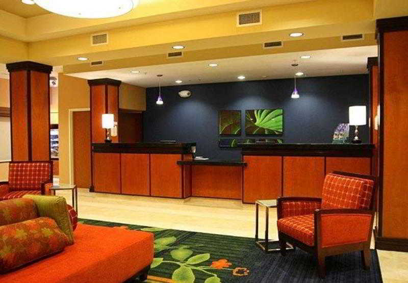 Fairfield Inn & Suites…, 805 Allen Dr,