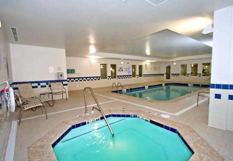 Fairfield Inn & Suites…, 4308 Big Tree Way,
