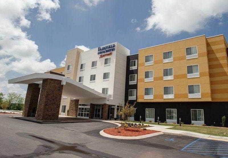 Fairfield Inn & Suites…, 21282 Athens-limestone Lane,