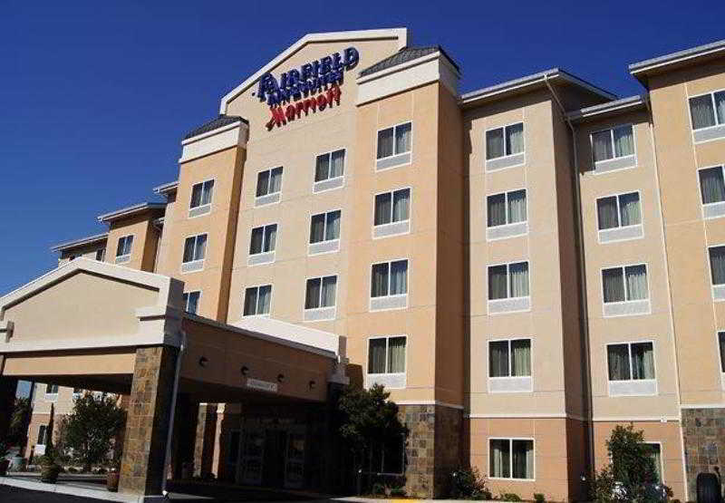 Fairfield Inn & Suites…, 3211 East Garvey Avenue North,