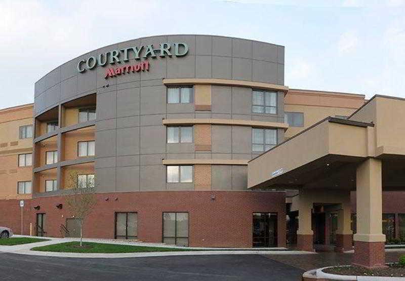 Courtyard Lexington Keeneland/airport