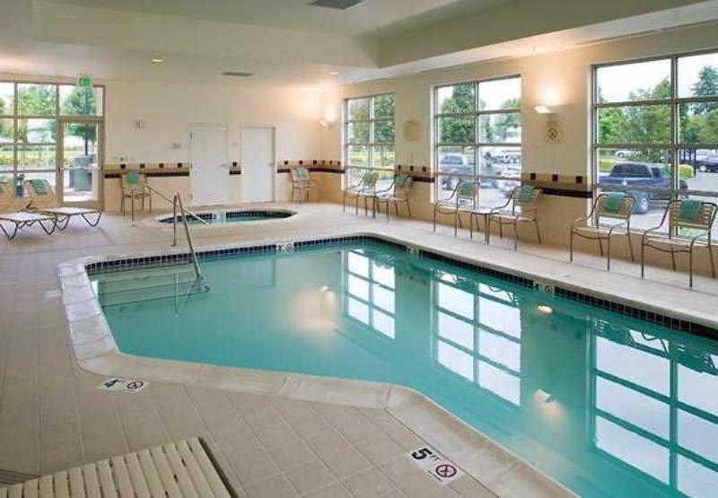 Springhill Suites Vancouver Columbia Tech Center