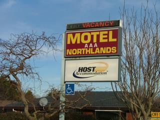 Christchurch Hotels:Aaa Northlands Motel