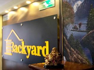 Backyard Hotel - Diele