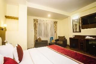 Backyard Hotel - Zimmer