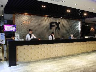 Fx Hotel Guanqian Suzhou, No938 East Ganjiang Road,