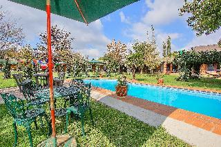 Airport Game Lodge - Pool