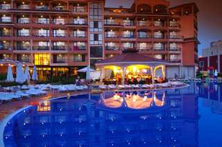 Hotel&Spa Diamant Residence, Sunny Beach 8240,