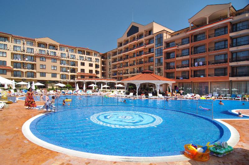 Hotel&Spa Diamant Residence - Pool