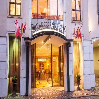 Hotel Ravensberger Hof, Güsenstraße,4