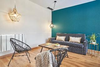 City Break Barcelona Sants Station Apartments