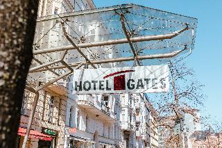 Novum Hotel Gates Berlin Charlottengburg