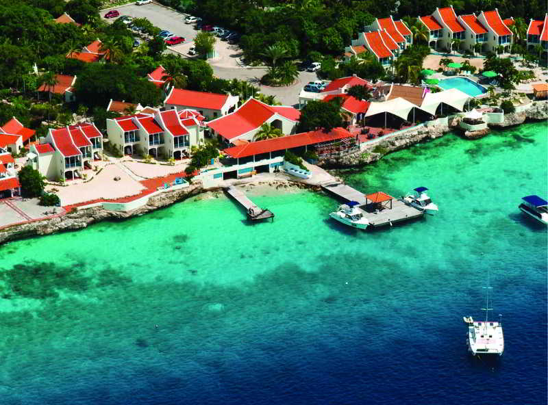 Captain Don's Habitat, Kralendijk Bonaire,