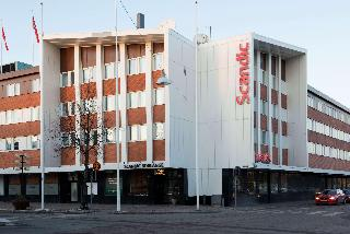 Scandic Borlange, Stationsgatan,21-23