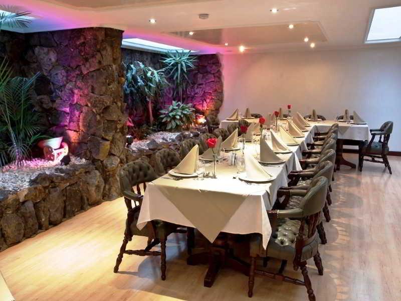 Centro Internacional - Restaurant