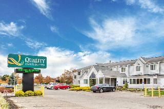 Quality Inn and Suites…, 7500 Vantage Dr,