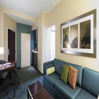 SpringHills Suites by Marriott Council Bluffs