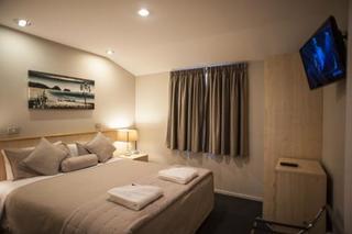 Christchurch Hotels:Arthur's Court Motor Lodge