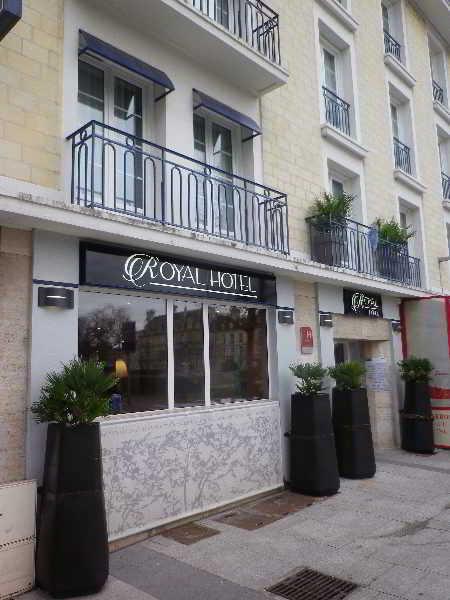 Royal Hotel Caen Centre