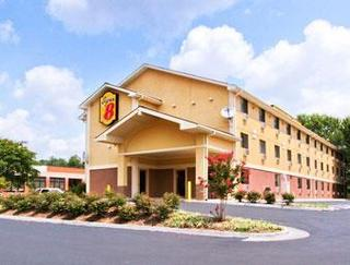 Super 8 Motel - Charlottesville