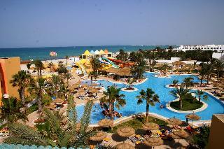 Caribbean World Thalasso…, Zone Touristique Djerba-aghir;…